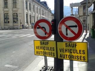 Grenoble, la ville des interdits