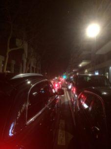 les reports de circulation rue Hoche pendant les travaux ont déjà été insupportables