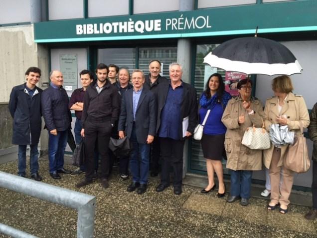 Dés le départ Alain Carignon et différents collectifs se sont opposés à la fermeture des bibliothèques, un acquis grenoblois que ses municipalité avaient développé