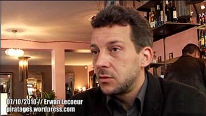 """Erwan Lecoeur actuel directeur de la com' de la ville a été l'organisateur de la campagne municipale et du programme. Il """"travaillait"""" à la région alors que Gaël Roustan était secrétaire général du groupe Verts que présidait E.Piolle..."""
