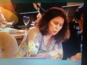 Claire Kirkyacharian (Verts/ades) actuelle Première Vice Présidente de la Métro était déjà élue en 1995 dans la majorité PS/Verts