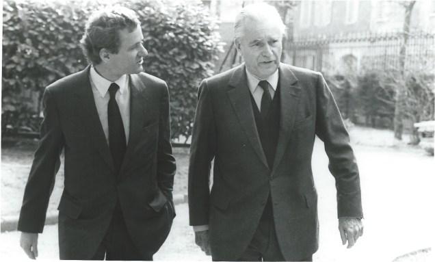 Plus tard avec Jacques Chaban-Delmas