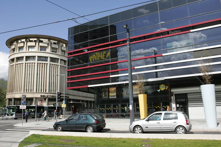 PATHÉ CHAVANT: - 9 % - Grenoble Le Changement !