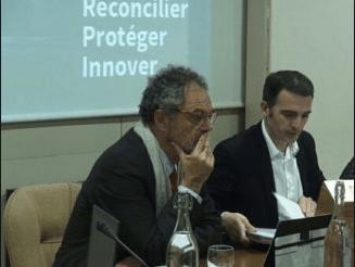 François Langlois directeur général: limogé