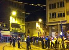 Récemment des bandes rivales se sont affrontées en pleine rue quartier Berriat