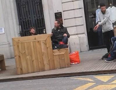 Le mobilier urbain que tous les quartiers réclament selon Lucille Lheureux...