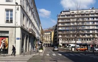 Rénovation des places Jean Achard