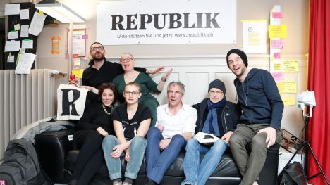 Le magazine Republik