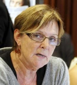 Maryvonne Boileau (Verts/Ades) menace les associations