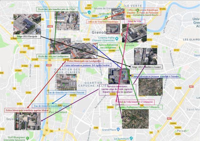 Le collectif de la société civile propose un big bang permettant de rééqulibrer les quartiers, de dégager de nouvelles recettes