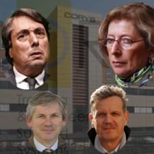 Michel Destot, Geneviève Fioraso, Stéphane Siebert ont été protégés par R.Avrillier