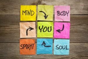 harmonie corps esprit
