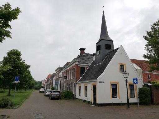 De Hoofdwacht in Bad Nieuweschans