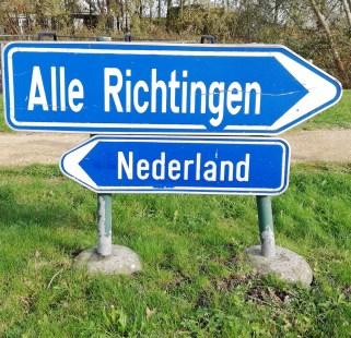 All richtingen <> Nederland