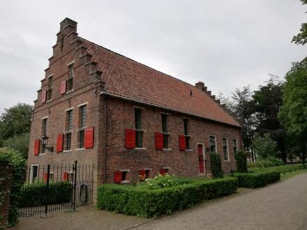 Het oude Rechthuis in Bellingwolde
