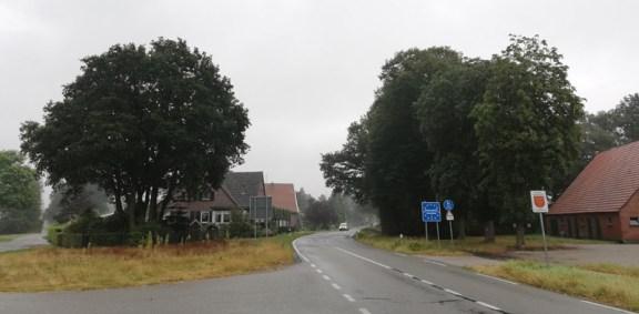 Grensovergang Venebrugge
