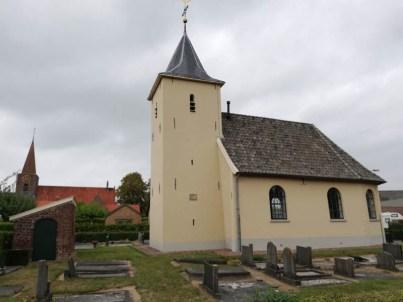 Het kerkje in Megchelen