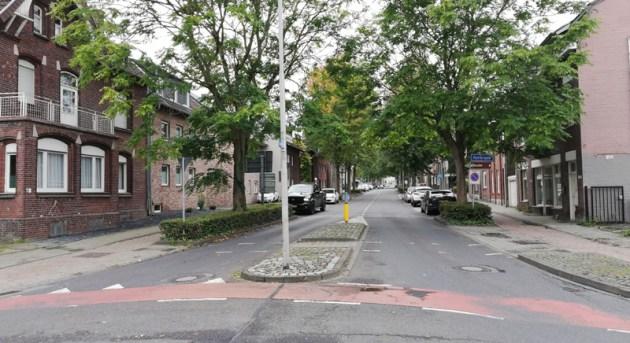 Links Duitsland, rechts Nederland, vanaf het Eurode Business Center