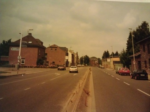De Nieuwstraat in de jaren 80