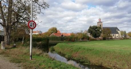 De kerk van Neeritter bij de Itterbeek