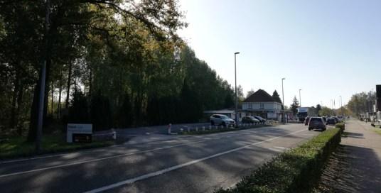 Grensovergang bij Lommel