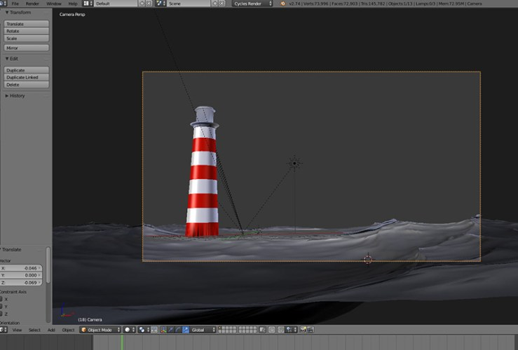 Effective tutorials for Blender?