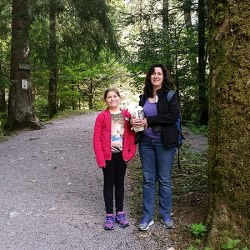 Now for a walk in the Black Forest