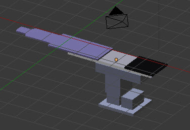 3D x-ray model project - Phase2: Planning