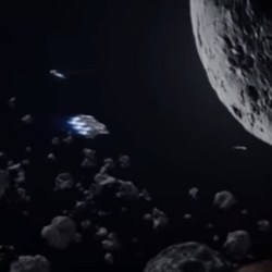 "Cinematography of spacecraft in ""The Expanse"""