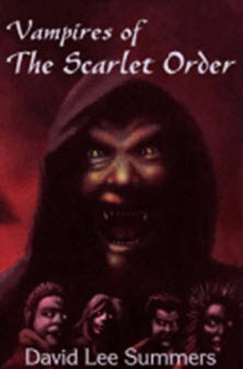 Review: Vampires of the Scarlet Order by David Lee Summers