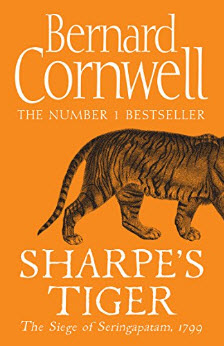 Review: The Sharpe series by Bernard Cornwell
