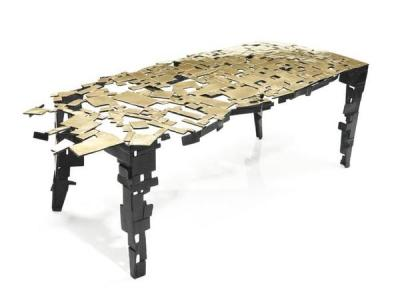 Fragmentation-table