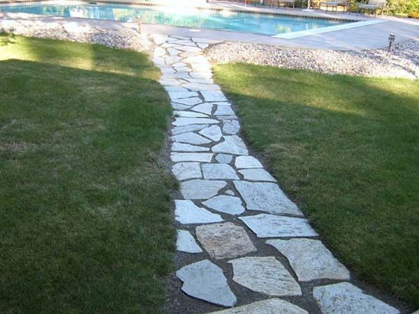 how to install a dry lay patio stone