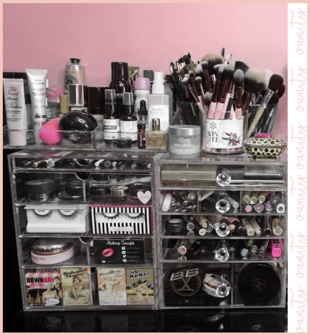 My Vanity Storage