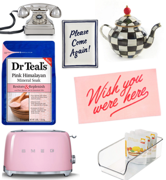 Holiday Gift Guide: Everyday Home Essentials