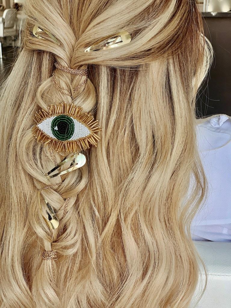 festival hair, hair inspo, trendy hair, coachella, coachella hair, fun hairstyles