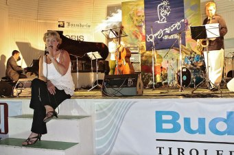 Greta Matassa Russia Tour with Alexey Nicholaev Quartet