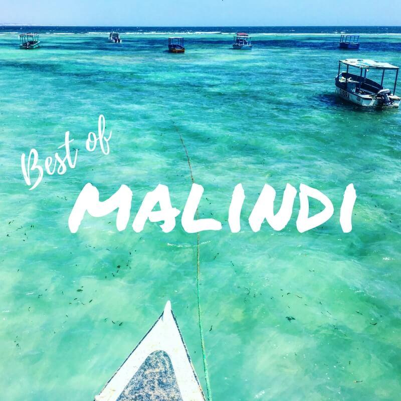 Best of Malindi: Amazing Beaches in Kenya