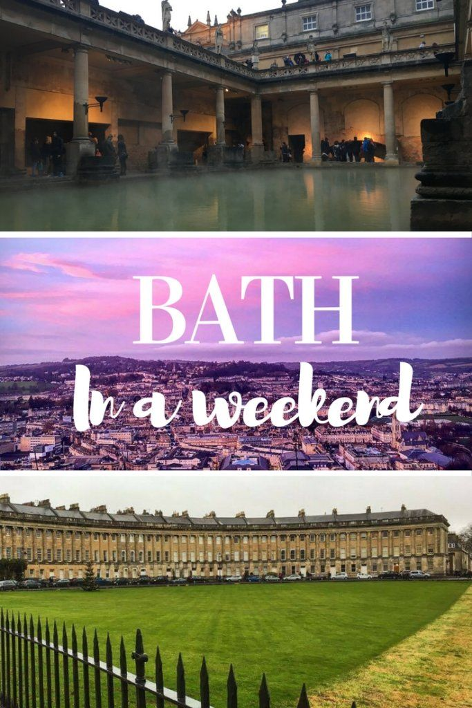Bath is a beautiful and picturesque city in England. Come explore this lovely English city, featuring the only natural hot spring in the UK, and other best things to do!