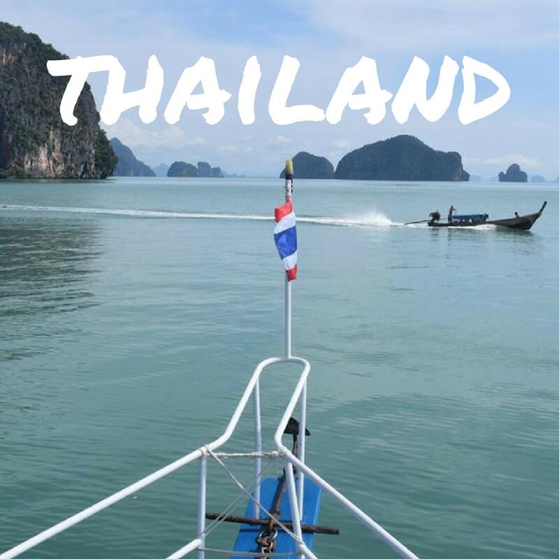 Scuba Diving in Thailand: Koh Phi Phi and Similan Islands