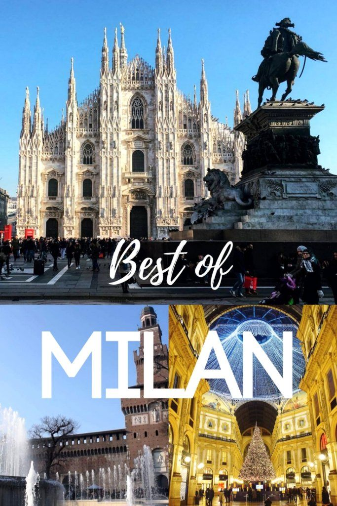 Milan is one of the best Italian cities. Come check out the best things to do and see in city of fashion, including visiting Piazza del Duomo, Castello Sforzesco and Piazza della Scala.