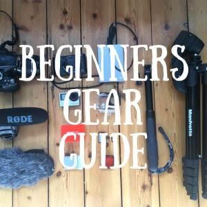 Beginners Gear Guide