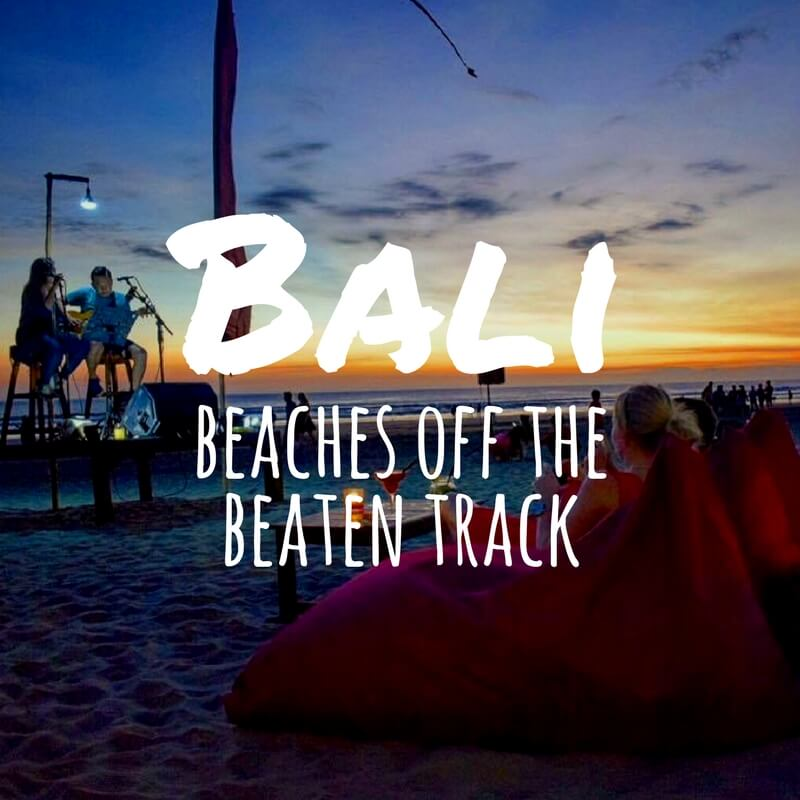 Bali: The Tourist Spots To Avoid & Untouched Areas To Discover