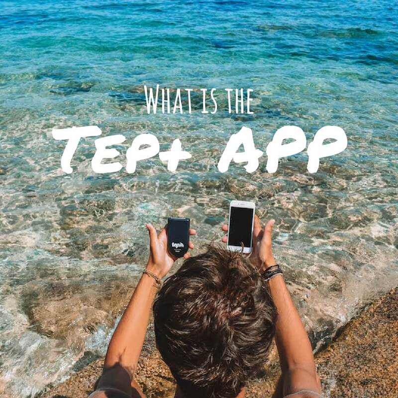 Travelling With A Virtual Companion: The Tep+ App