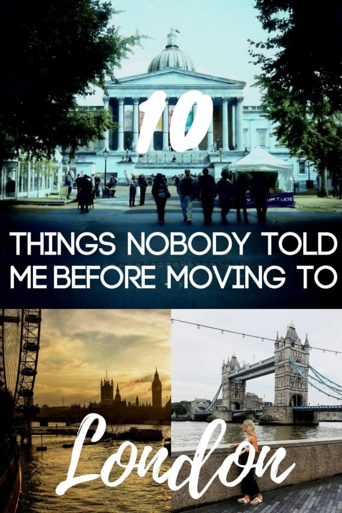 London is an extraordinary city to live in, both as a student and non. It's young, international and fun. However there are some things I wish I had known before I moved. If you're going to London soon (either to be a student or work) I've put together my top 10 list of things I wish somebody had told me, hope you find it useful!