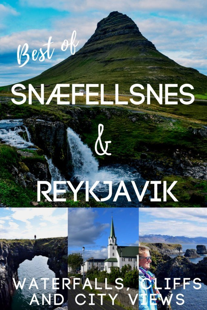 Planning a trip to Iceland? Come find out more about exploring Reykjavik and the closely Snaefellsnes peninsula. Featuring lots of beautiful landscapes, from black beaches to waterfalls and dramatic coastlines.