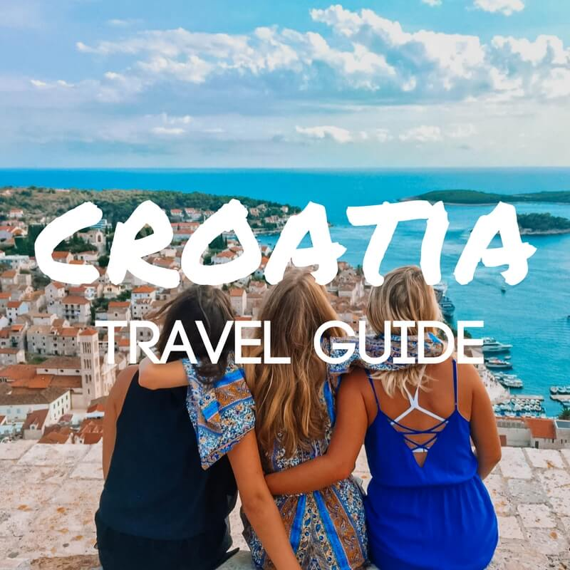 Croatia Travel Guide: Everything You Need To Know For A 10-Day Trip
