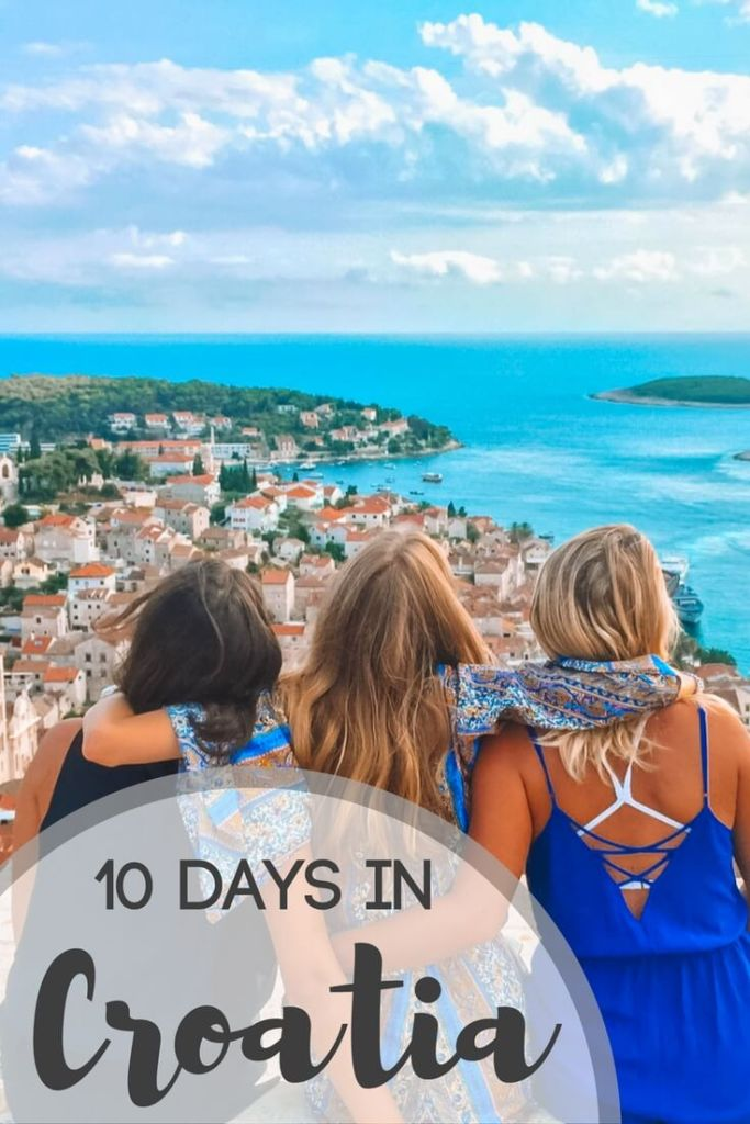 Find out everything you need to know about planning a trip to Croatia. Including a detailed day by day 10-day itinerary.
