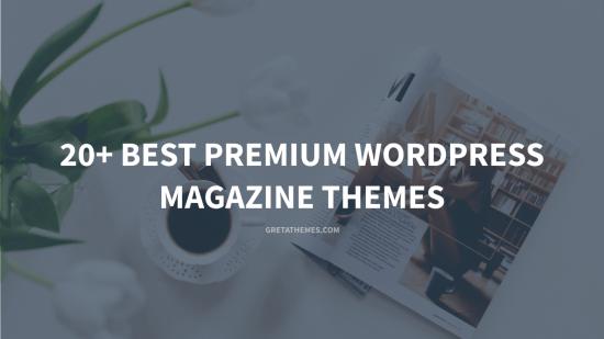 Best premium Magazine WordPress theme