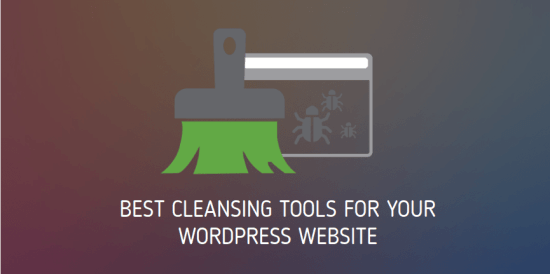 wordpress cleaning tools